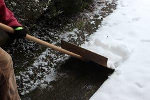 Scoop, Cut N Shovel